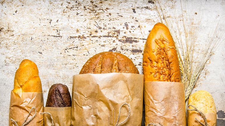 Unsere Brote